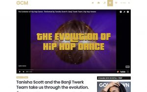 Gold Crown Magazine - Tanisha Scott and the Banji Twerk Team take us through the evolution