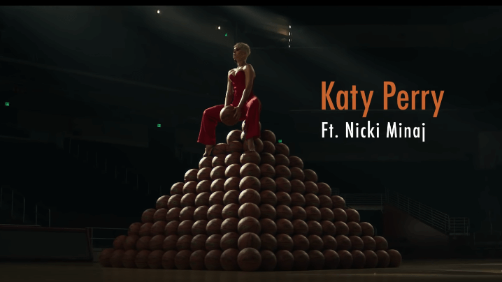 Katy Perry ft. Nicki Minaj