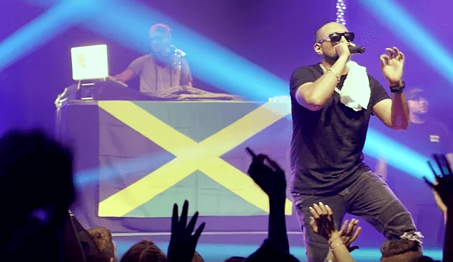 Sean Paul | Live In Paris
