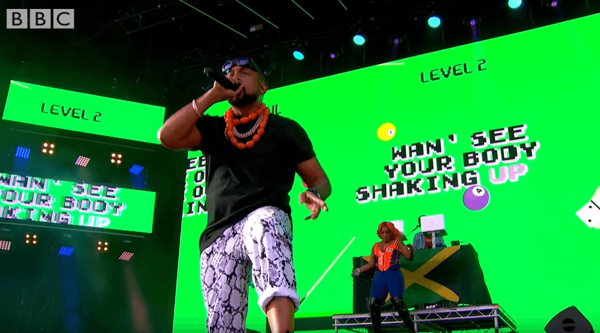 Sean Paul - Boasty (feat. Stefflon Don) (Radio 1's Big Weekend 2019)