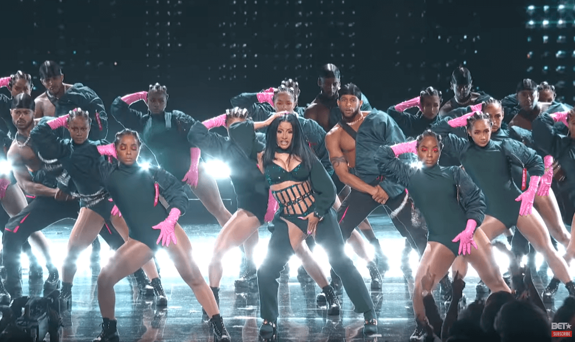 "BET Awards: Cardi B. & Offset - ""Clout"" & ""Press"""