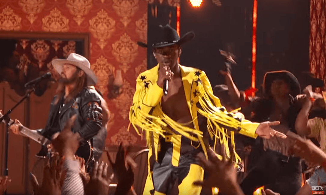 BET Awards - Lil Nas & Billy Ray Cyrus - Old Town Road