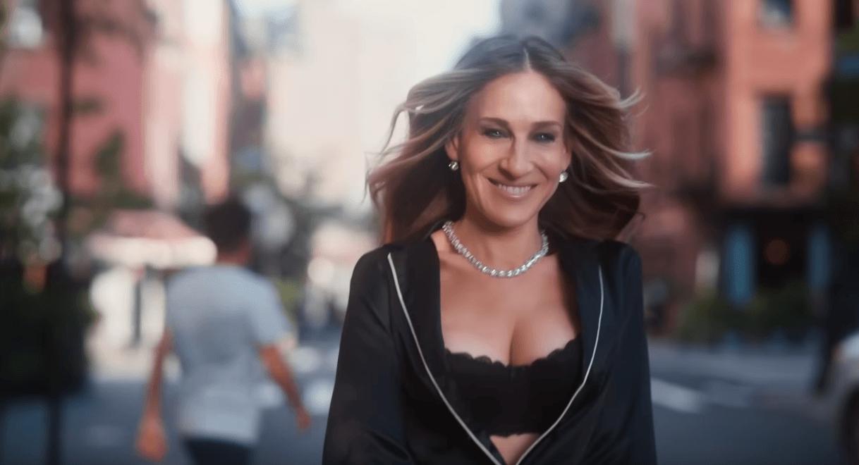 Sarah Jessica Parker - Intimissimi Commercial