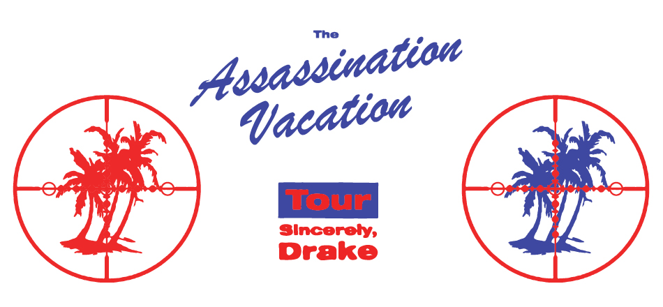 Drake Assassination Vacation - European Tour 2019