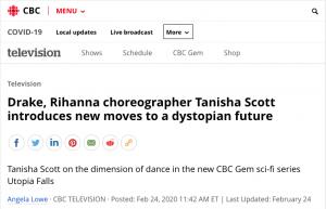 CBC // Feb. 2020