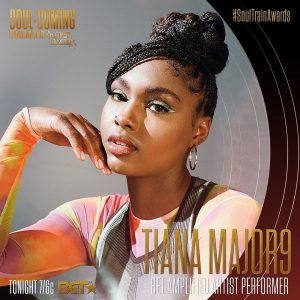Tiana Major9 - 2020 Soul Train Awards